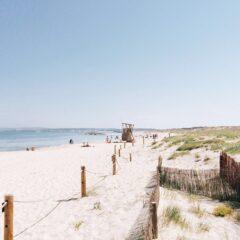 Alquilar un barco en Ibiza y ir hasta la playa de Illetes de las playas más bonitas del mundo